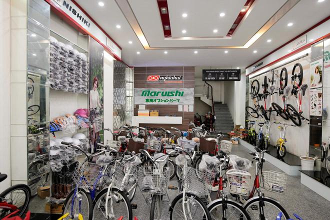Những thương hiệu xe đạp nổi tiếng của Nhật Bản - 10