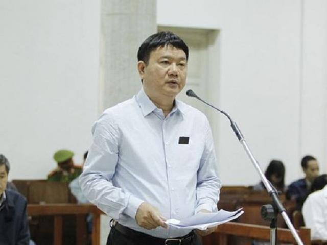 Xét xử phúc thẩm ông Đinh La Thăng trong vụ thất thoát 800 tỷ đồng