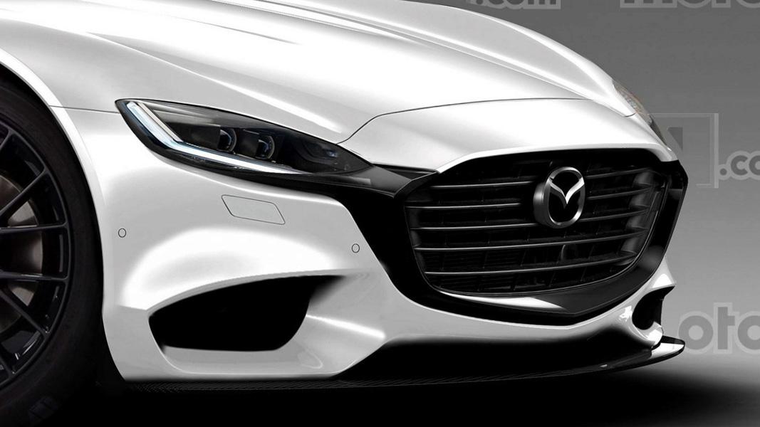 Mazda RX-9 dùng động cơ xoay có thể được sản xuất trong tương lai - 8