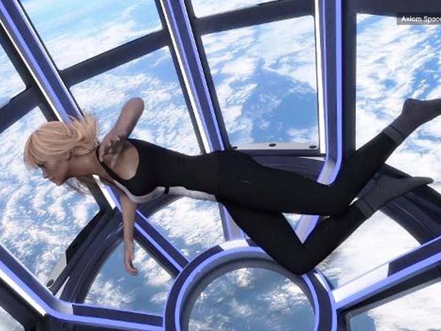 Kỳ nghỉ độc nhất trên trạm không gian ngoài vũ trụ giá nghìn tỷ đồng