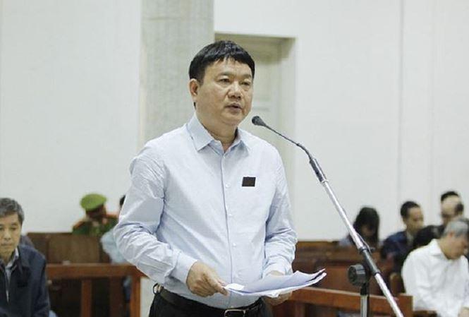 Xét xử phúc thẩm ông Đinh La Thăng trong vụ thất thoát 800 tỷ đồng - 1