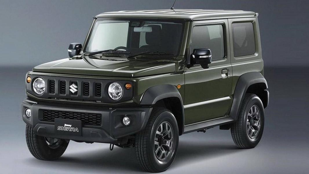 Suzuki chính thức tung ảnh chiếc SUV cỡ nhỏ được yêu thích - Jimny 2019 - 1