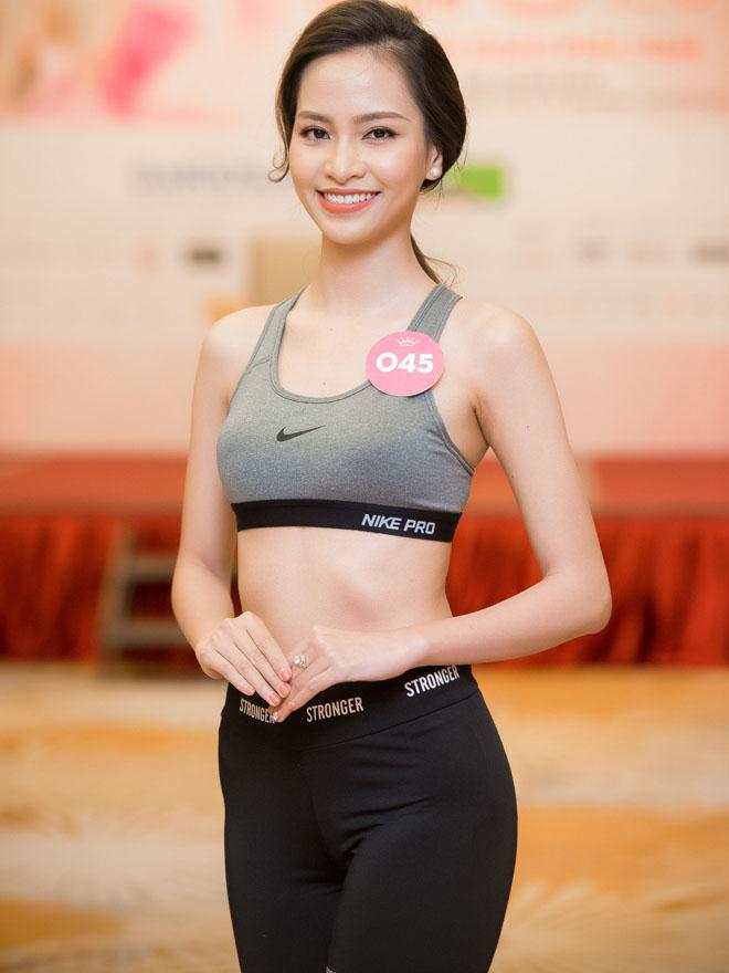 Thí sinh Hoa hậu Việt Nam trong trang phục thể thao - 1