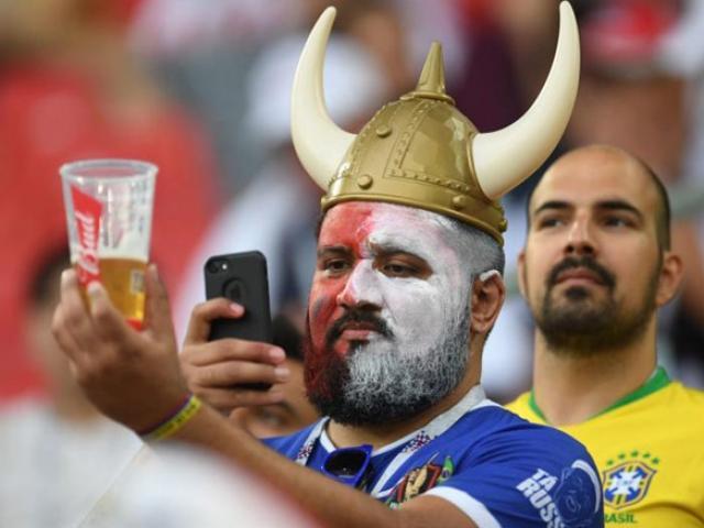 Moscow khổ sở vì...hết bia phục vụ cổ động viên World Cup