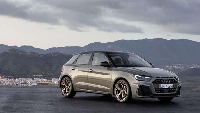 """Audi A1 2019 """"lộ"""" hình ảnh thực tế: Giá bán từ 539 triệu đồng - 1"""