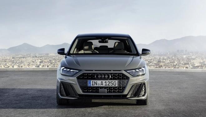 """Audi A1 2019 """"lộ"""" hình ảnh thực tế: Giá bán từ 539 triệu đồng - 2"""