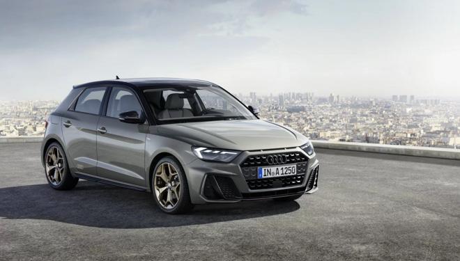 """Audi A1 2019 """"lộ"""" hình ảnh thực tế: Giá bán từ 539 triệu đồng - 7"""