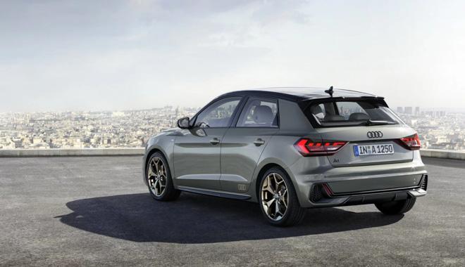 """Audi A1 2019 """"lộ"""" hình ảnh thực tế: Giá bán từ 539 triệu đồng - 3"""
