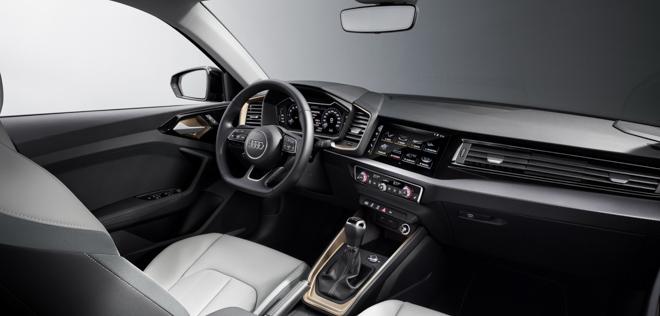 """Audi A1 2019 """"lộ"""" hình ảnh thực tế: Giá bán từ 539 triệu đồng - 4"""