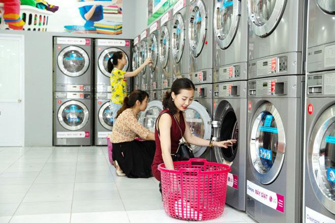 5 lý do nên mở cửa hàng giặt sấy tự động theo mô hình nhượng quyền - 1