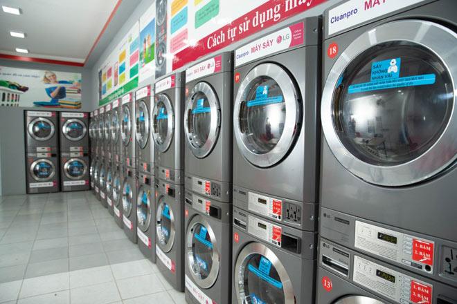 5 lý do nên mở cửa hàng giặt sấy tự động theo mô hình nhượng quyền - 2