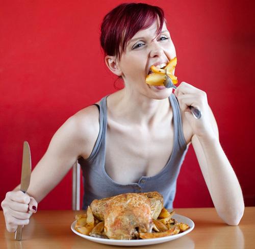 Điểm mặt 3 sai lầm khiến người gầy ăn hoài không béo - 1