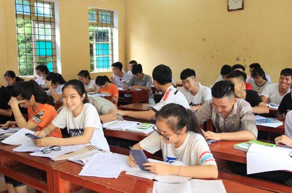 """""""Lớp 27 điểm"""" ở trường huyện có nhiều học sinh đỗ vào đại học top đầu cả nước - 1"""