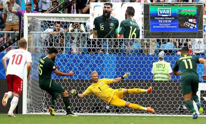 """Phẫn nộ World Cup: Trọng tài hay bắt """"Siêu kinh điển"""" 2 lần hại Đan Mạch - 1"""