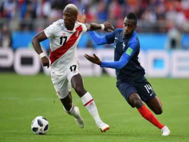 """Pháp – Peru: 45 phút kinh hoàng & """"cú đấm"""" trời giáng (World Cup 2018)"""