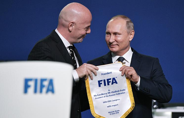 Chiến thắng ngọt ngào của Putin khi Nga gây bất ngờ ở World Cup - 1