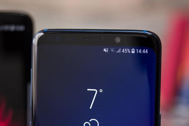 Samsung Galaxy tương lai sẽ có viền mỏng, màn hình thứ 2 siêu đẹp - 1