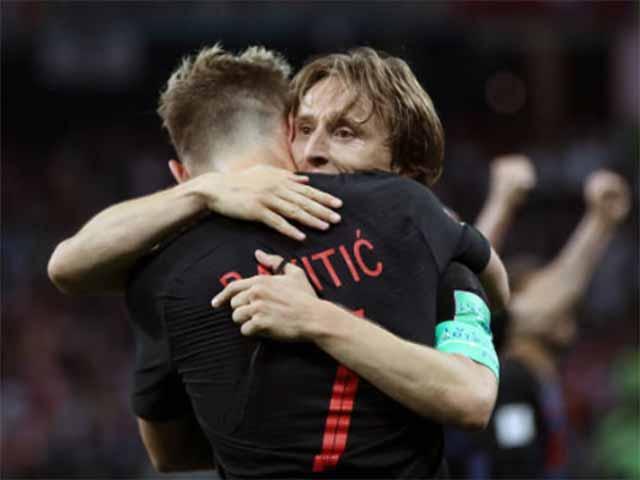Góc chiến thuật Argentina - Croatia: Đồng đội phá Messi, Modric & Rakitic tung hoành