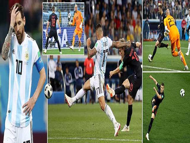 Kịch bản điên rồ World Cup: Sợ liên minh Croatia - Iceland, Argentina phải thắng 10-0!