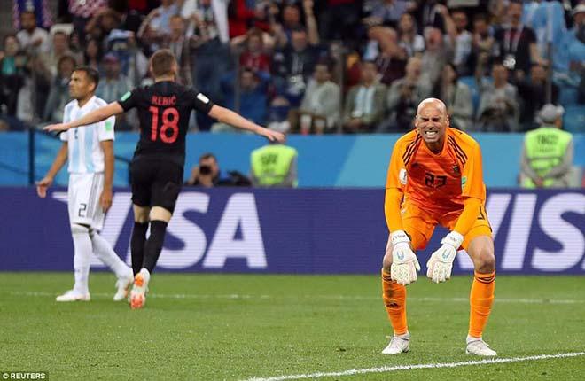 Kịch bản điên rồ World Cup: Sợ liên minh Croatia - Iceland, Argentina phải thắng 10-0! - 1