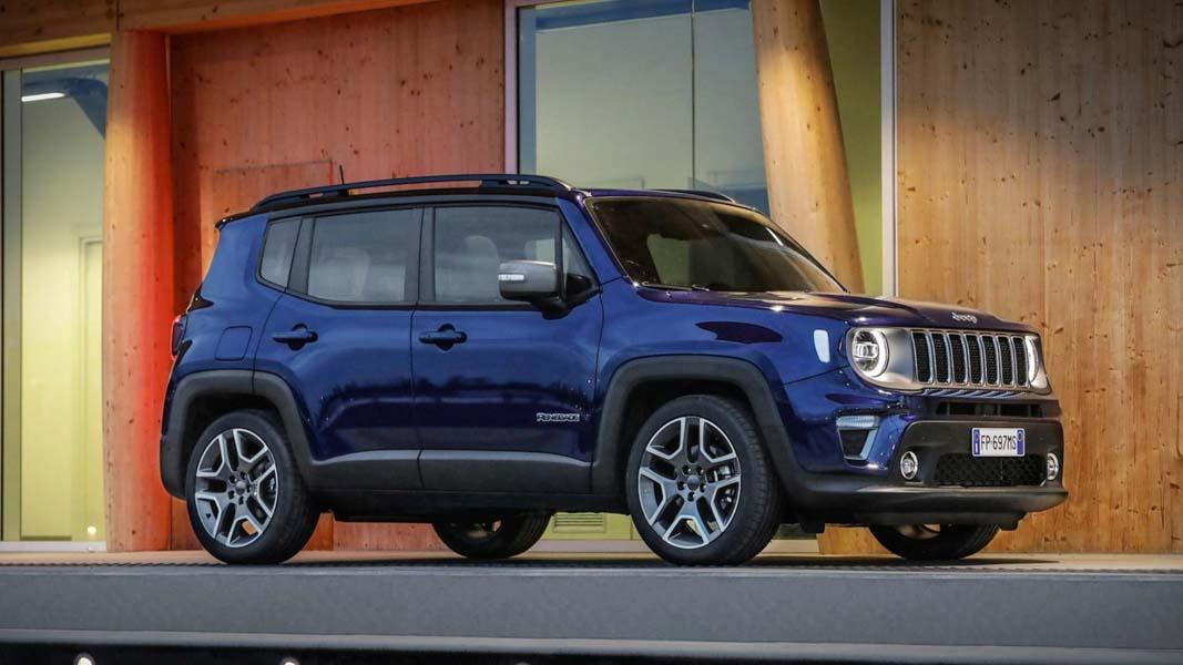 SUV Jeep Renegade 2019: Kiểu dáng nam tính; nhiều phiên bản động cơ - 1