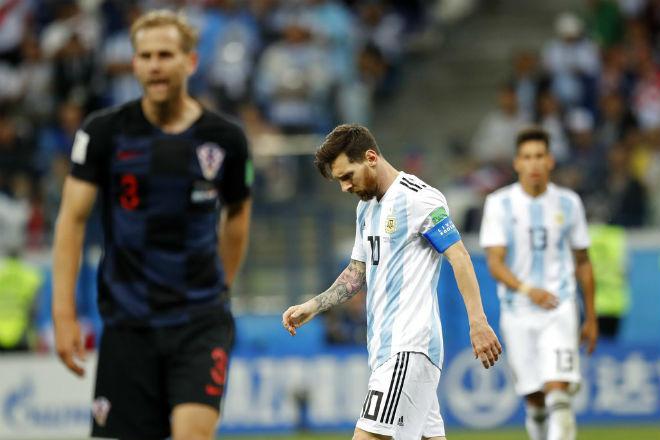 Kịch bản nực cười nhất World Cup: Argentina-Messi đi tiếp, Bồ Đào Nha-Ronaldo bị loại - 1