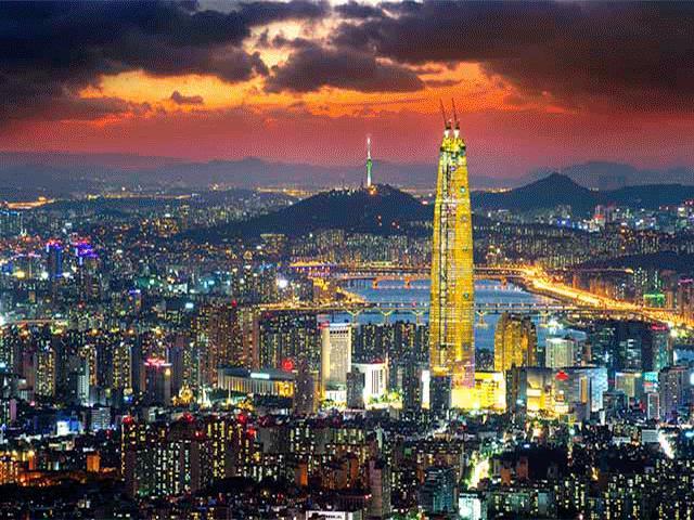 Không chỉ có đội tuyển mạnh trong World Cup, Hàn Quốc còn có những điểm đến cực hút khách du lịch