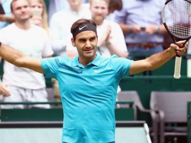 Federer phòng ngự phản công mùa World Cup: Nhà Vua đang tới Wimbledon