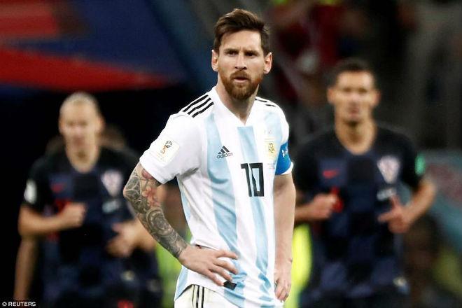 """Argentina đá """"chung kết"""" Nigeria: Messi đụng phải """"Hung thần cú đúp"""" - 1"""