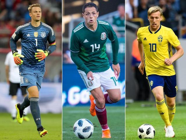 Kịch bản điên rồ World Cup: Đức - Thụy Điển - Mexico cùng 6 điểm tranh vé 1/8