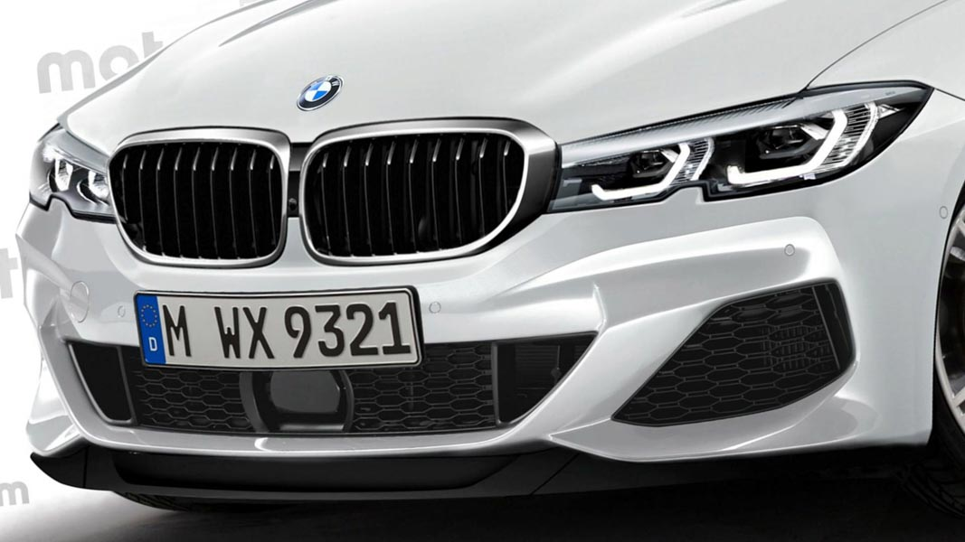 BMW 3-Series thế hệ mới lộ diện trước ngày ra mắt - 3
