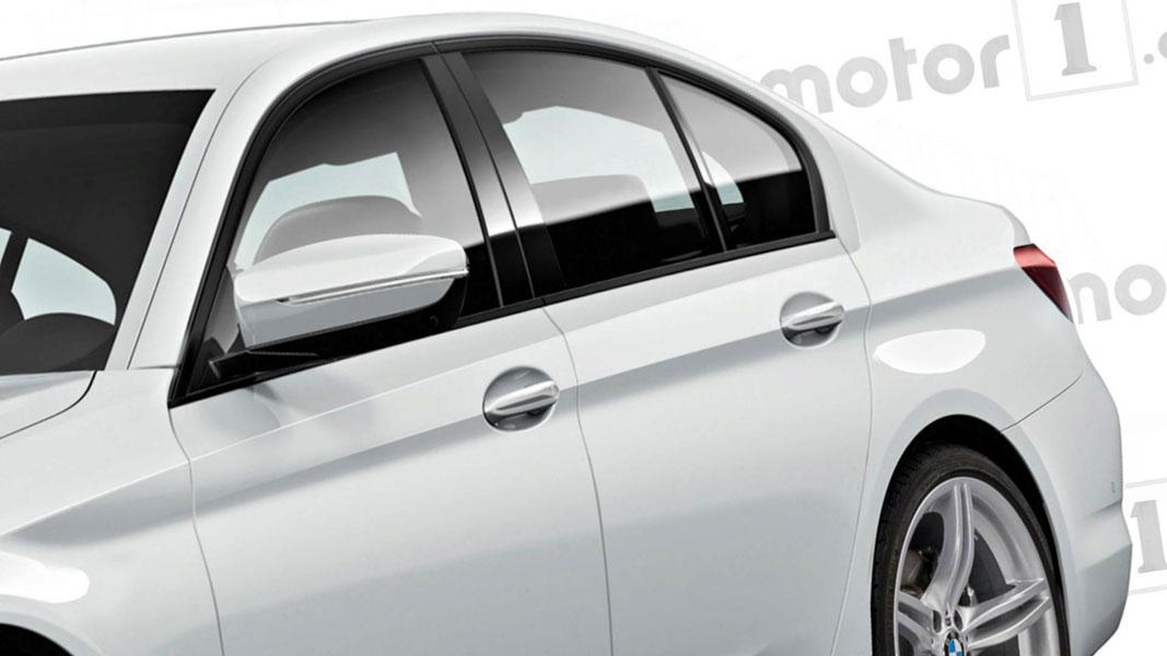 BMW 3-Series thế hệ mới lộ diện trước ngày ra mắt - 2