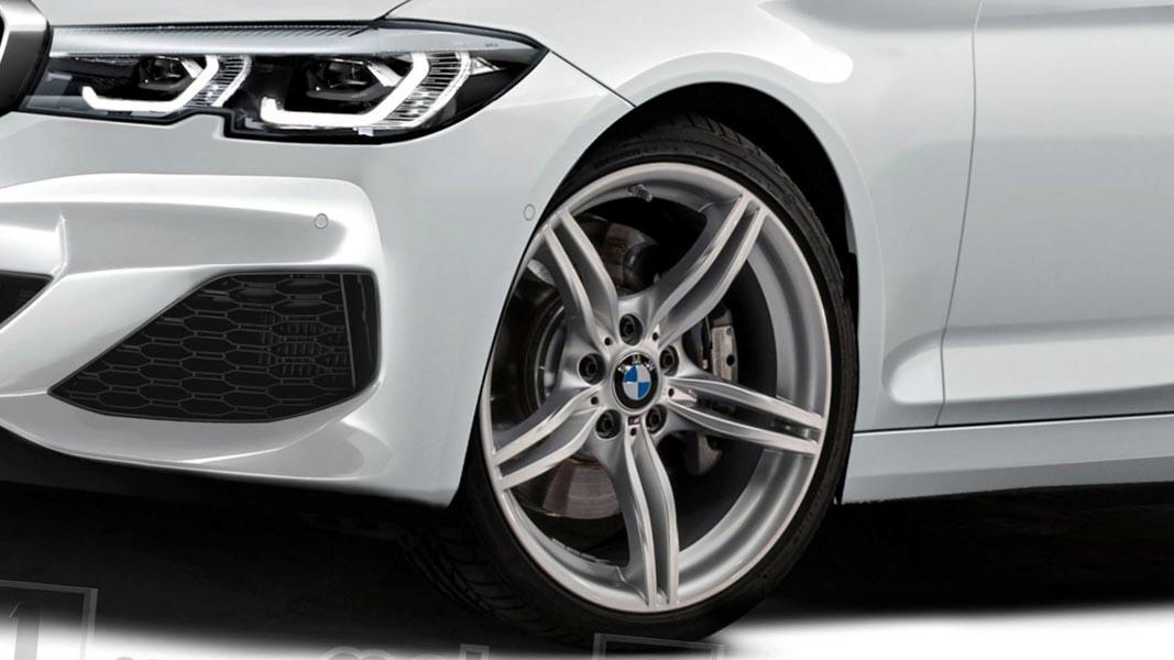 BMW 3-Series thế hệ mới lộ diện trước ngày ra mắt - 6