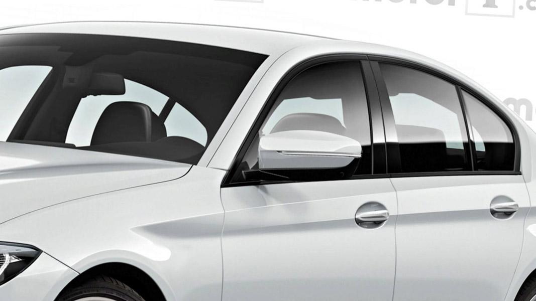 BMW 3-Series thế hệ mới lộ diện trước ngày ra mắt - 4