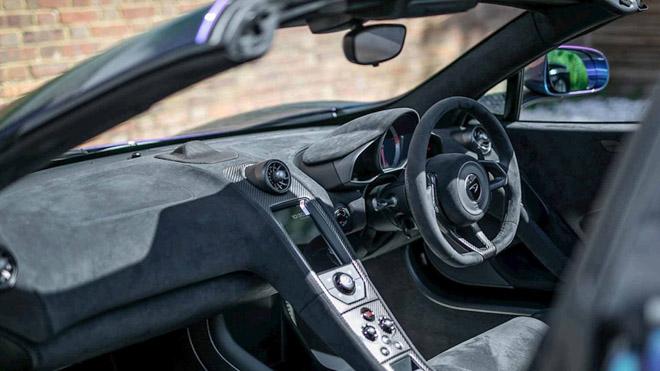 """Chiêm ngưỡng McLaren 675 LT với lớp sơn """"tắc kè hoa"""" cực độc đáo - 11"""
