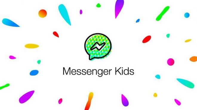 Facebook cho ra mắt Messenger Kids dành riêng cho trẻ em - 1