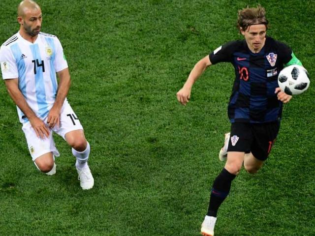Siêu phẩm World Cup lượt trận thứ 2: Modric và toàn kiệt tác sút xa