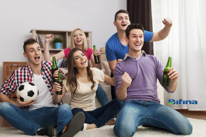 Bí kíp uống rượu bia xem World cup không lo rối loạn tiêu hóa của người Nhật - 1