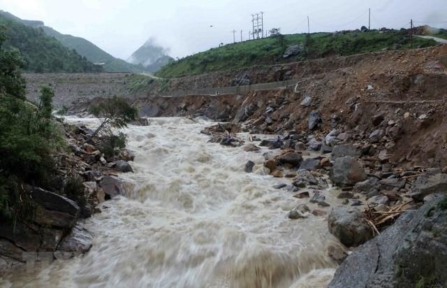 Lũ quét kinh hoàng ở Lai Châu: Số người chết và mất tích tiếp tục tăng - 1