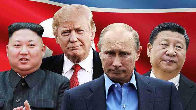 Nga ở đâu trong ván bài Triều Tiên? - 1