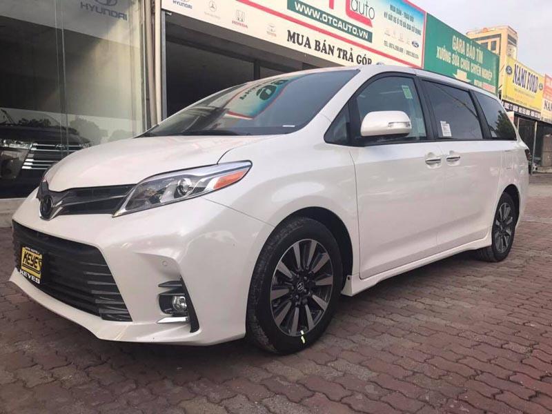 Toyota Sienna Limited 2018 nhập về Việt Nam với giá hơn 4,3 tỷ đồng - 1