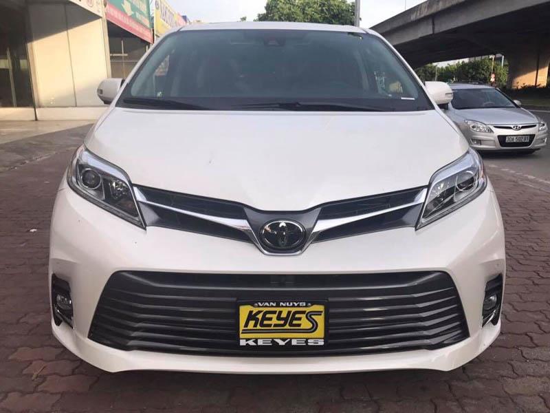 Toyota Sienna Limited 2018 nhập về Việt Nam với giá hơn 4,3 tỷ đồng - 7