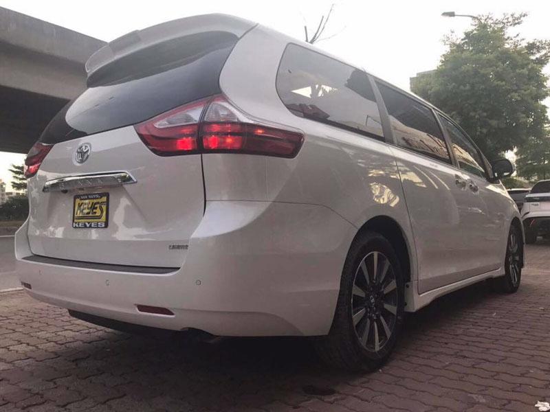 Toyota Sienna Limited 2018 nhập về Việt Nam với giá hơn 4,3 tỷ đồng - 8