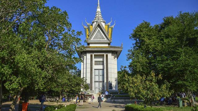 Gan tày trời cũng chưa chắc đã dám tới 5 địa điểm ma quái đáng sợ nhất Campuchia - 2