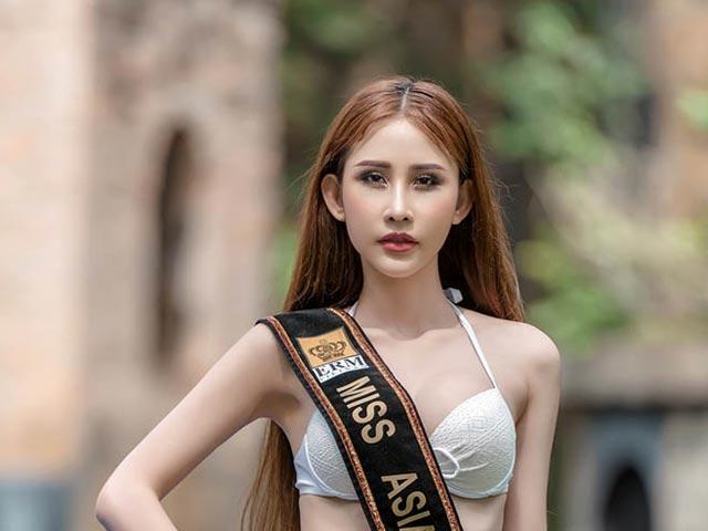 Chi Nguyễn sút 5kg khi dự Hoa hậu châu Á