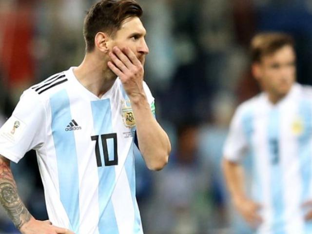 Báo Argentina không tin HLV Sampaoli, mong Croatia chơi đẹp cứu Messi
