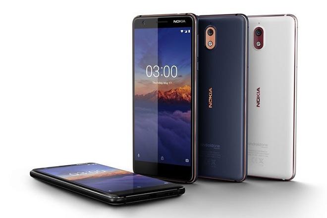 Nokia 3.1 chính thức lên kệ ngày 2/7 với giá chưa đến 3,7 triệu đồng - 1