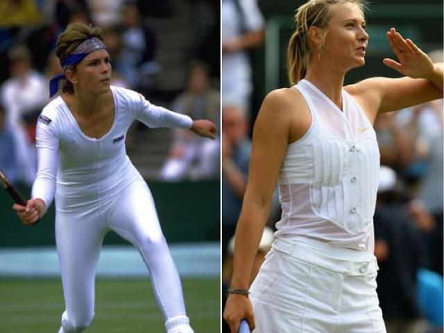 """Nhức nhối Wimbledon: """"Quần nhỏ"""" hững hờ, thảm họa Sharapova"""