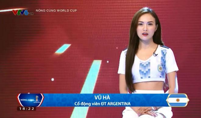 Nóng cùng mỹ nhân World Cup 26/6: Hot girl mê Messi đá 11m ảo diệu, điềm lành Argentina - 1