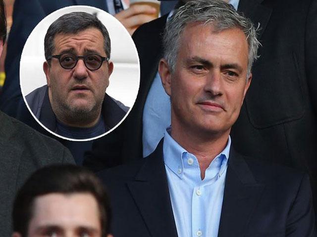 Chuyển nhượng MU: Mourinho gây sốc, ép Pogba bỏ người đại diện